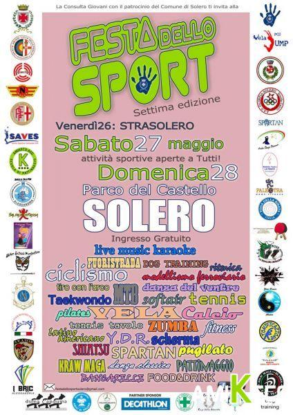 AMIKECO - Festa dello Sport di Solero 2017