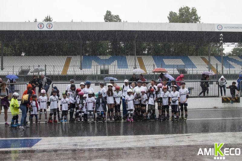 AMIKECO - ROLLERCUP 2017 - La pioggia non ci ha fermati!